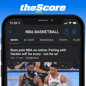 Download theScore App for the latest Basketball Scores, Stats, News and Odds