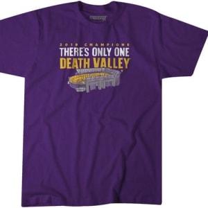 LSU: ONE DEATH VALLEY BY BREAKINGT
