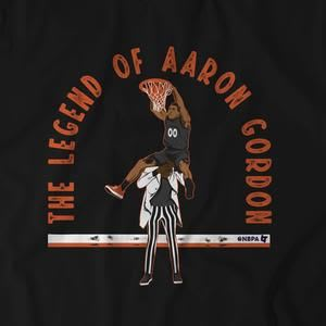The Legend Of Aaron Gordon by BreakingT