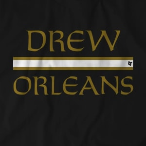 Drew Orleans T-Shirt By BreakingT