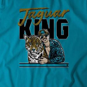 Minshew Jaguar King T-Shirt by BreakingT
