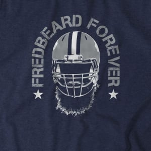 Fredbeard Forever T-Shirt by BreakingT