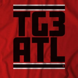 TG3-ATL T-Shirt by BreakingT