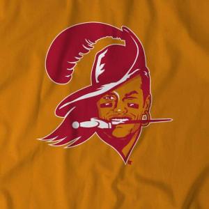Touchdown Tampa T-Shirt by BreakingT