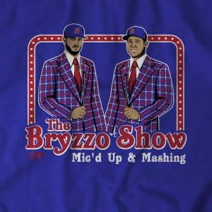 The Bryzzo Show T-Shirt by BreakingT