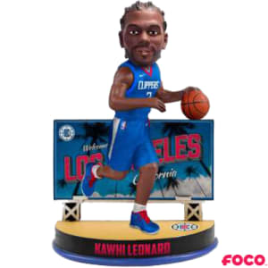 Billboard Series Kawhi Leonard Clippers Bobblehead