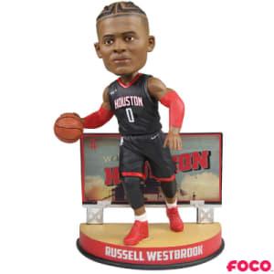 Billboard Series Russell Westbrook Rockets Bobblehead
