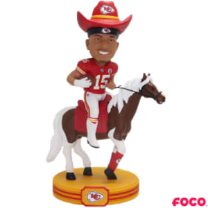 Player Riding Series Patrick Mahomes Bobblehead