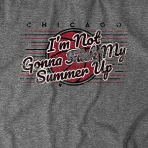Not My Summer T-Shirt by BreakingT