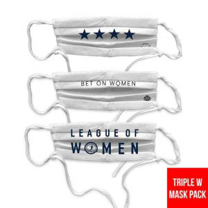 TRIPLE W CLOTH MASK PACK