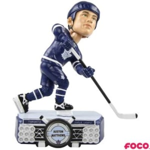 Auston Matthews Toronto Maple Leafs Bobblehead