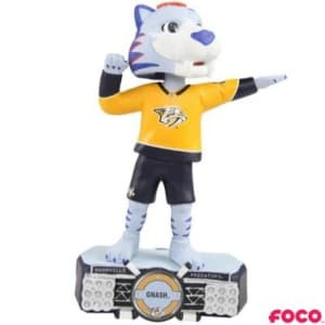 Nashville Predators Gnash Bobblehead