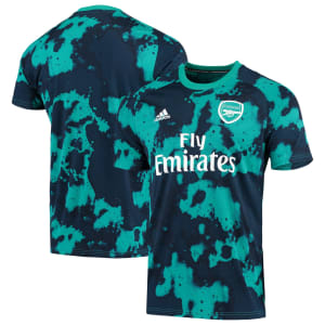 Arsenal adidas 2019/20 Pre-Match Jersey - Green