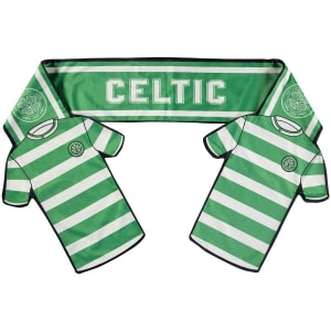 Celtic FC Team Shirt Scarf - Green