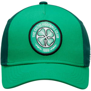Celtic New Balance Base Snapback Hat - Green