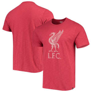 Liverpool '47 Grit Scrum T-Shirt - Red