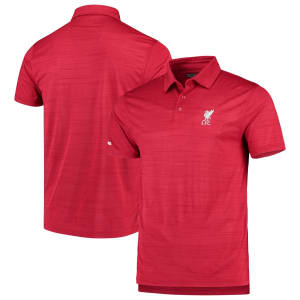 Liverpool Levelwear Sway Corner Polo - Red