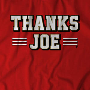 Thanks Joe T-Shirt by BreakingT