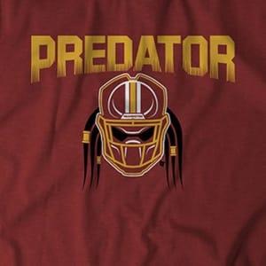 Predator T-Shirt by BreakingT