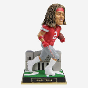 CHASE YOUNG OHIO STATE BUCKEYES GATE SERIES BOBBLEHEAD