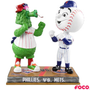 Philadelphia Phillies VS New York Mets Dual Bobblehead