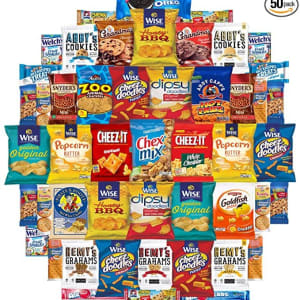 Variety Fun Care Package (50 Count)