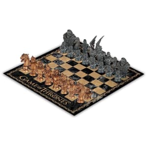 Game of Thrones Collector's Chess Set