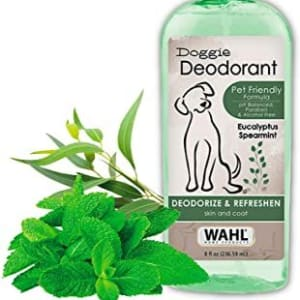 Wahl Deodorizing & Refreshing Pet Deodorant for Dogs