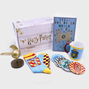 Harry Potter: Quidditch Collector's Box