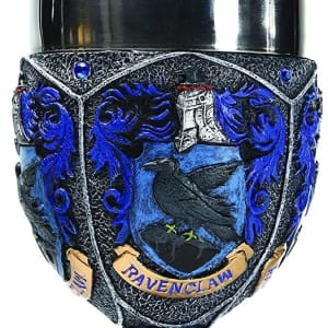 Enesco Wizarding World of Harry Potter Ravenclaw Decorative Goblet Figurine, 7.09 Inch