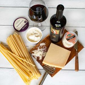 St. Supery Truffle & Mascarpone Pasta Kit