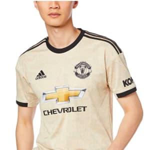 adidas Men's Manchester United Away Jersey 2019-20