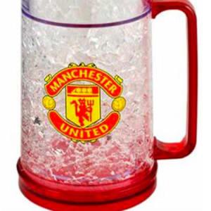 Authentic Manchester United FC Freezer Mug