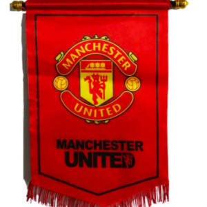 ZQfans Manchester United Indoor and Outdoor Flags Bar/Club/Bedroom Decoration