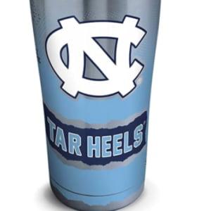 Tervis North Carolina Tar Heels Knockout Stainless Steel Tumbler
