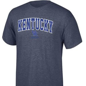 Elite Fan Shop NCAA T Shirt Dark Heather Arch