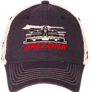 Zephyr NCAA Mens Destination Relaxed Hat