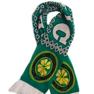 Celtic FC | Soccer Fan Scarf | Premium Acrylic Knit
