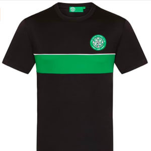 Celtic Football Club Official Soccer Gift Mens Poly Training Kit T-Shirt