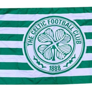 Aihccy Scotland Premiership Celtic FC Flag Banner 3x5ft Man Cave Decor