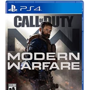 COD Modern Warfare PS4