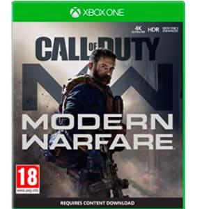 COD Modern Warfare XBOX ONE