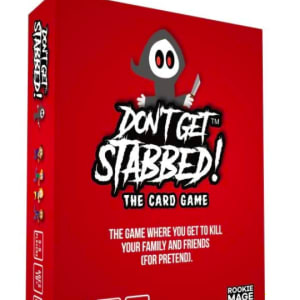 Don't Get Stabbed Party Game (For Pretend)