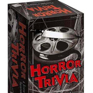 Endless Games Horror Trivia Card Game