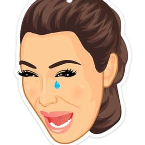 Kim Kardashian Air Freshener (Tears Scented)