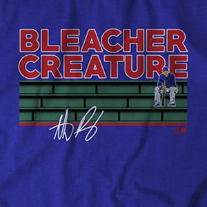 Anthony Rizzo Bleacher Creature by BreakingT