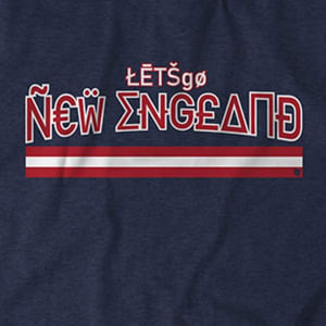 Let's Go New England by BreakingT