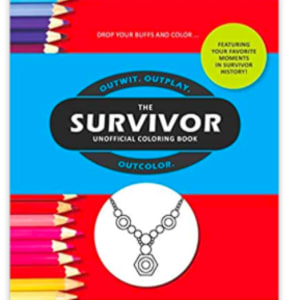 The Survivor Coloring Book