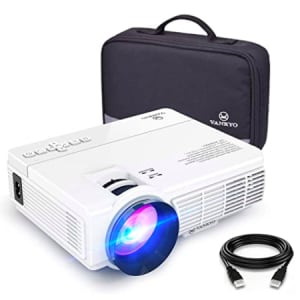 VANKYO LEISURE 3 Mini Projector, 1080P and 170'' Display Supported