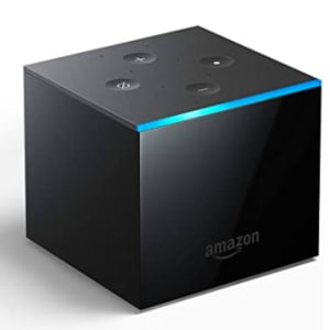 Fire TV Cube, hands-free with Alexa built in